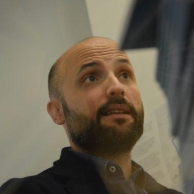 Jordi Graupera, en una imatge d'arxiu