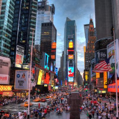 'Times Square', a Nova York