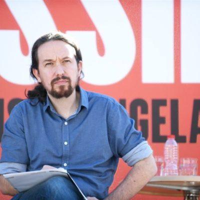 Pablo Iglesias, en una imatge d'arxiu
