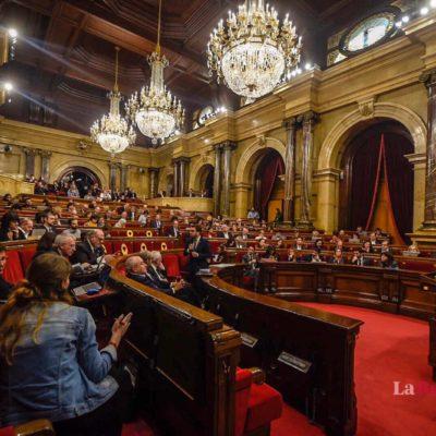 Imatge del Parlament de Catalunya