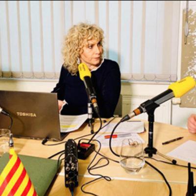 Comín i Puig, entrevistats a 'Catalunya Ràdio'