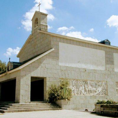 Cripta de Carmen Polo al cementiri de Mongorrubio