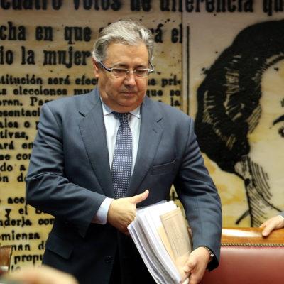 Juan Ignacio Zoido, en una imatge d'arxiu