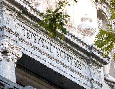 Exterior del Tribunal Suprem / ACN