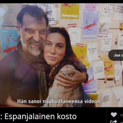 "El documental finès ""La venjana espanyola"""