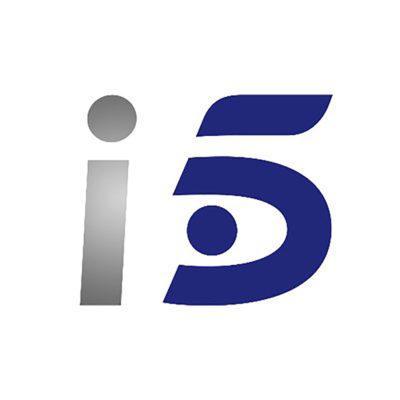 El logo d'informativos 'Telecinco'