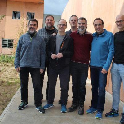 Els presos polítics catalans