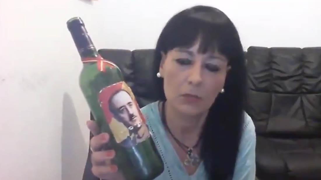Captura de pantalla del vídeo/ Twitter @Berlustinho
