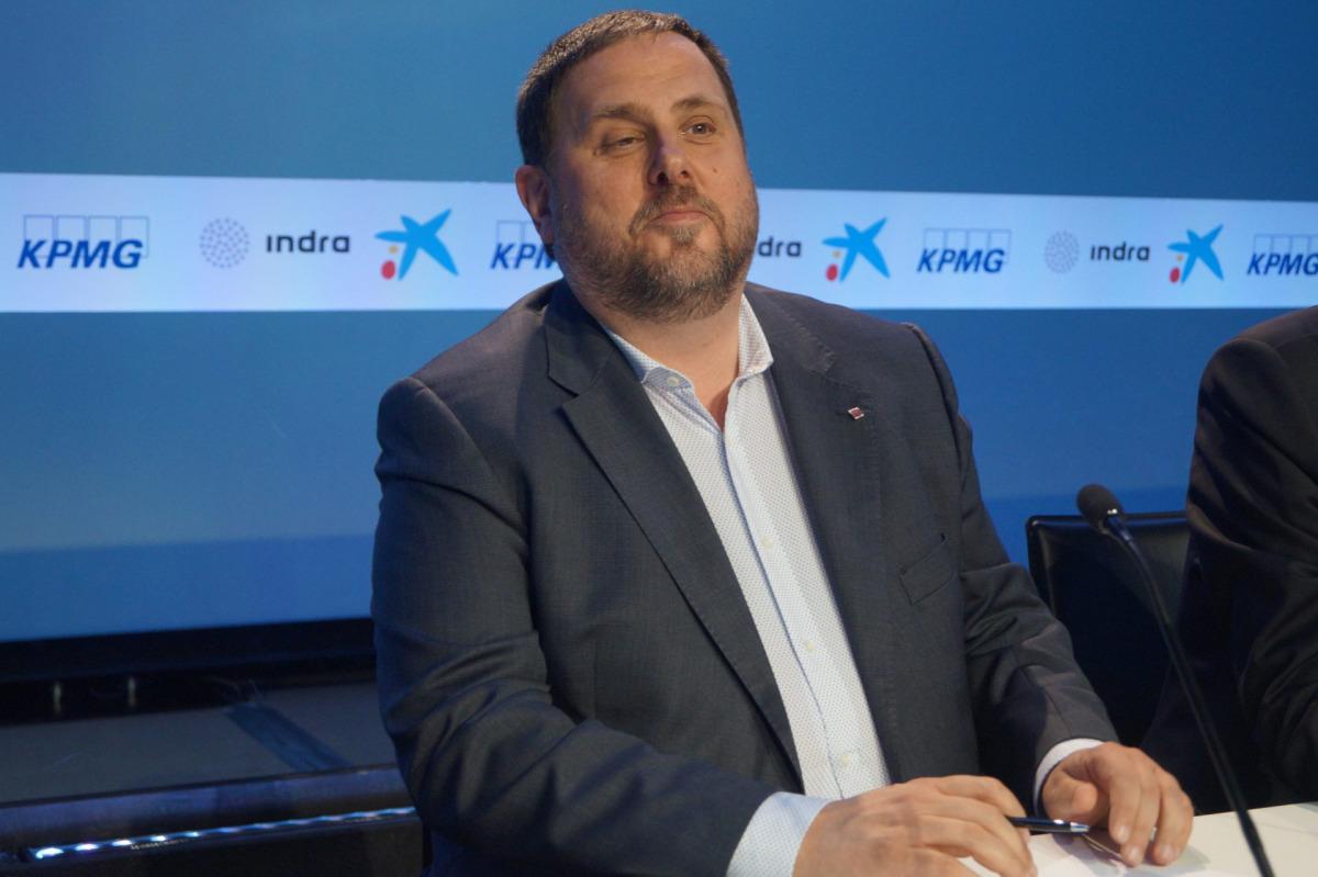 Oriol Junqueras, en una imatge d'arxiu