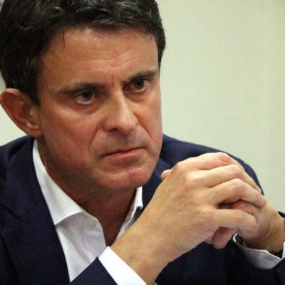 Manuel Valls, en una imatge d'arxiu