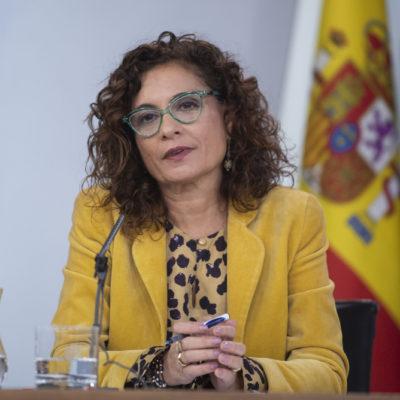 María Jesús Montero / La Moncloa