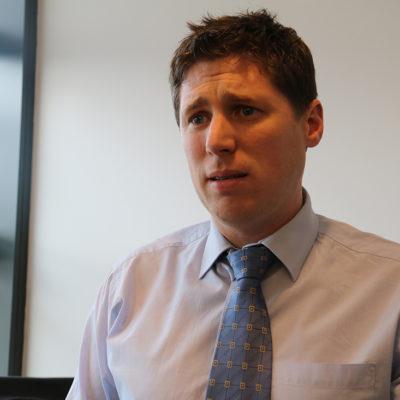 L'eurodiputat Matt Carthy