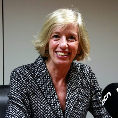 La subdirectora general d'Educació de la UNESCO, Stefania Giannini