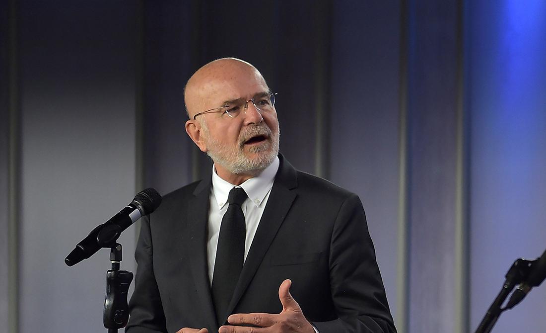 El Relator Especial de l'ONU, Michel Forst