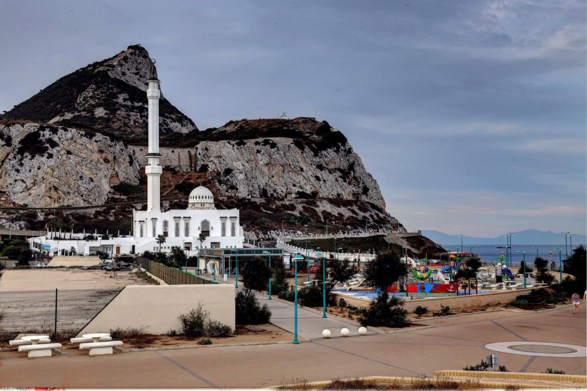 Imatge del penyal de Gibraltar