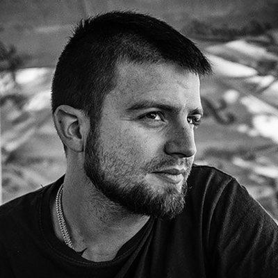 El fotoperiodista Carles Palacio/ Twitter @CarlesPalacio