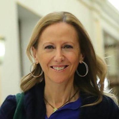 La diputada del PP, Marta González/ Twitter @MartaGlezVzqz