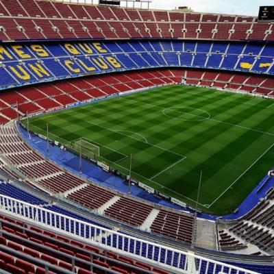 Imatge d'arxiu del Camp Nou