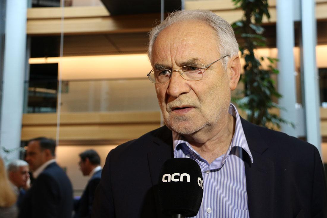 L'eurodiputat Ivo Vajgl