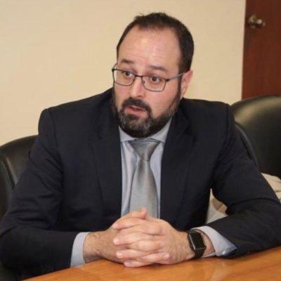 El fiscal Jorge Armando Bermúdez González