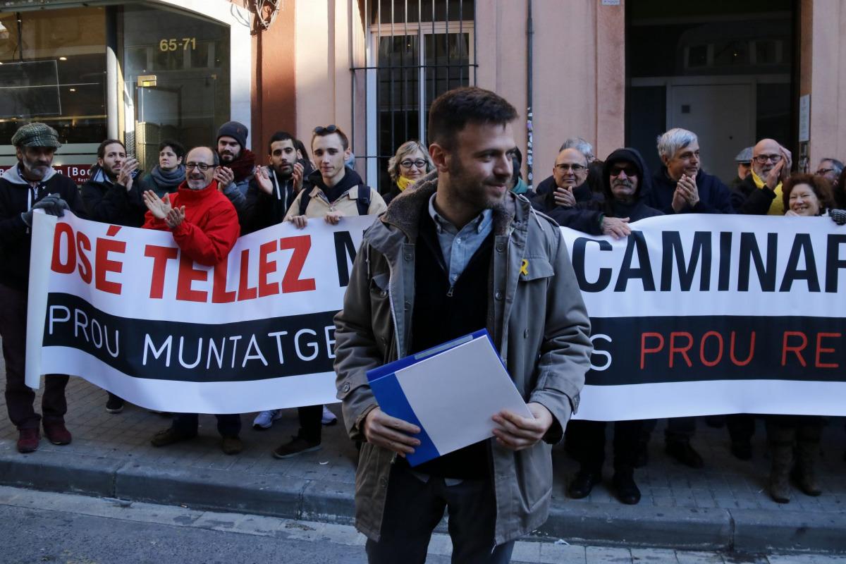 José Téllez, en una imatge d'arxiu