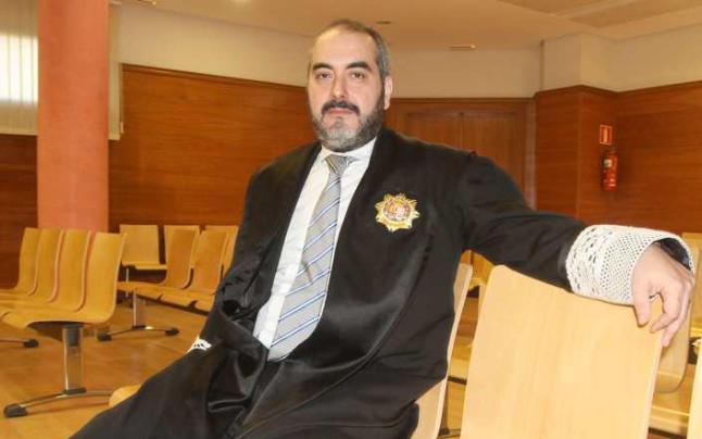 Carlos Antonio Vegas Ronda, jutge del Social número 1 a Barcelona