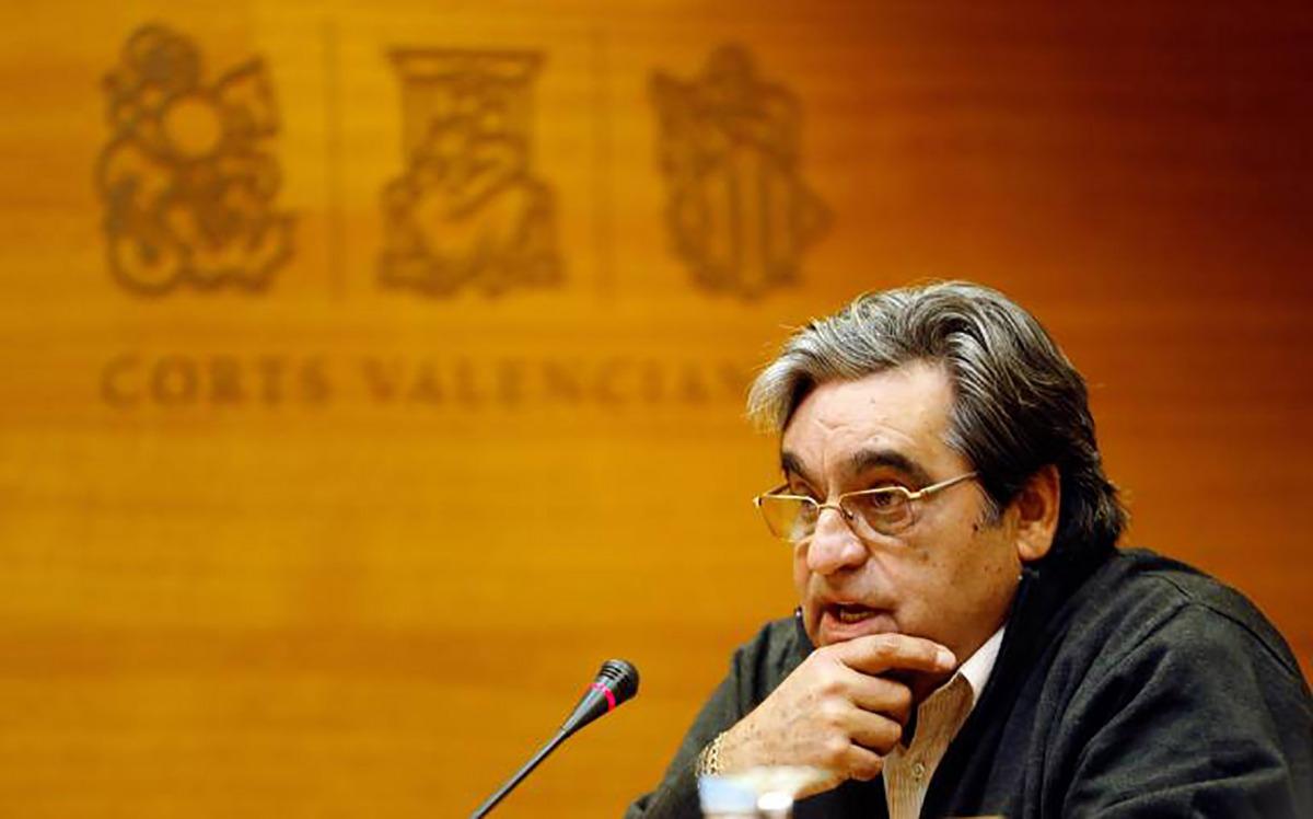 Miguel Barranca, en una imatge d'arxiu