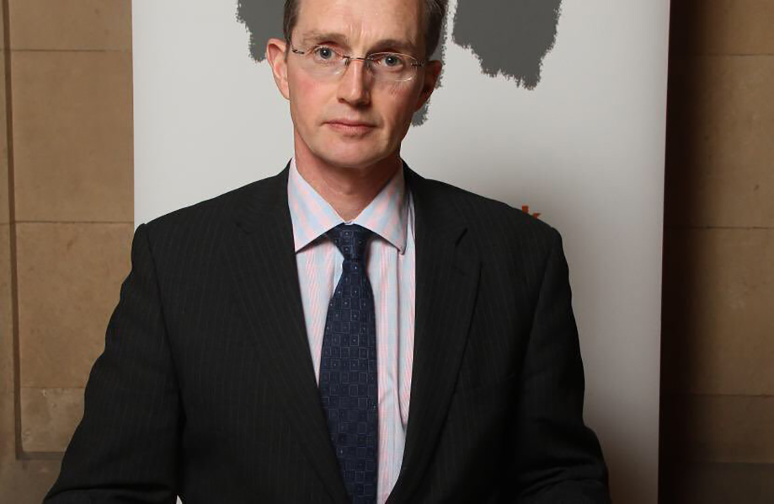 El diputat britànic David Davies/ Twitter @DavidTCDavies