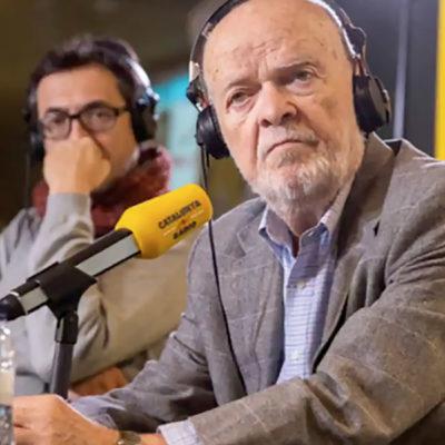 El magistrat emèrit del Tribunal Suprem,José Antonio Martín Pallín/ Catalunya Ràdio