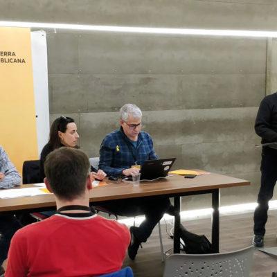 El pare de Guillem Agulló serà candidat per ERPV a les europees/ Twitter @esquerrapv