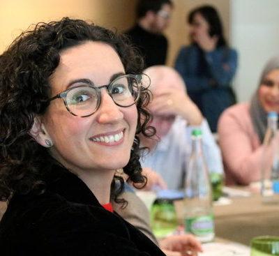 Marta Rovira, en una imatge d'arxiu / ACN