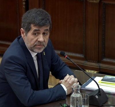 Jordi Sànchez al Tribunal Suprem / ACN