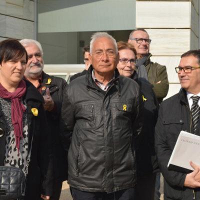 L'home que va patir una parada cardíaca l'1-O a Lleida, Enric Sirvent
