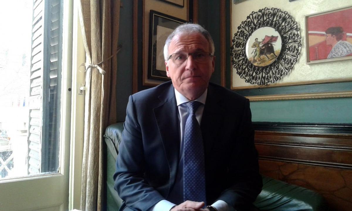 Josep Bou, candidat del PP a l'alcaldia de Barcelona