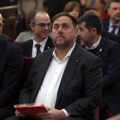 Oriol Junqueras, al Tribunal Suprem