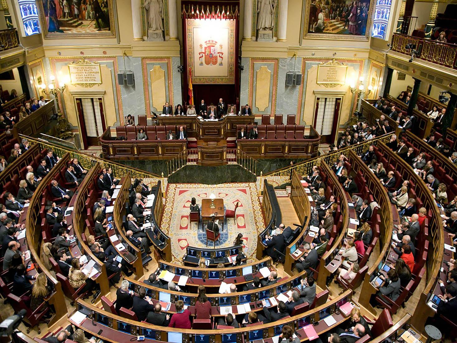 Una imatge del Congreso