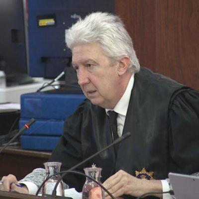 El fiscal Fidel Cadena, al judici de l'1-O