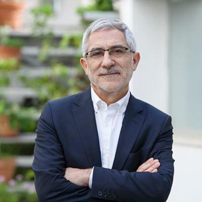 Gaspar Llamazares, en una imatge d'arxiu/ Twitter @GLlamazares