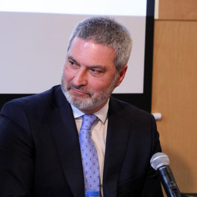 El president de Societat Civil Catalana, Josep Ramon Bosch