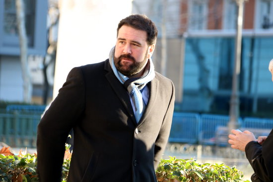 Jon Iñarritu, diputat d'EH Bildu / ACN