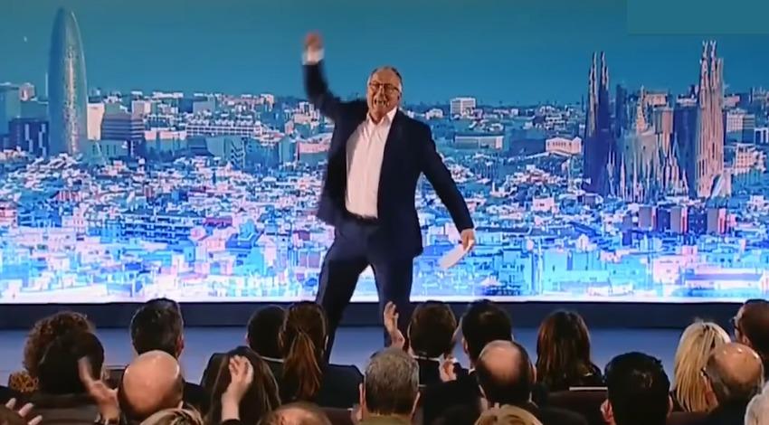 Josep Bou, candidat del PP a Barcelona, en una imatge d'arxiu