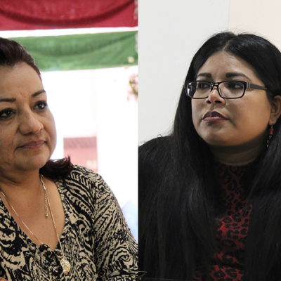 Les periodistes mexicanes amenaçades, Mayra Mireya Cisneros Reyes i Miriam Daniela Ramírez Arévalo