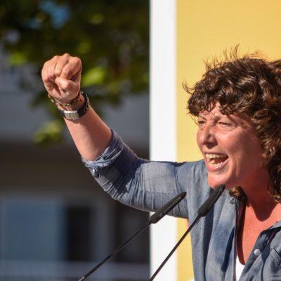 Teresa Jordà, en una imatge d'arxiu