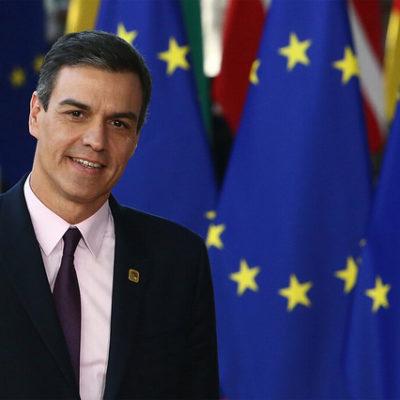Pedro Sánchez, president del Gobierno / Moncloa