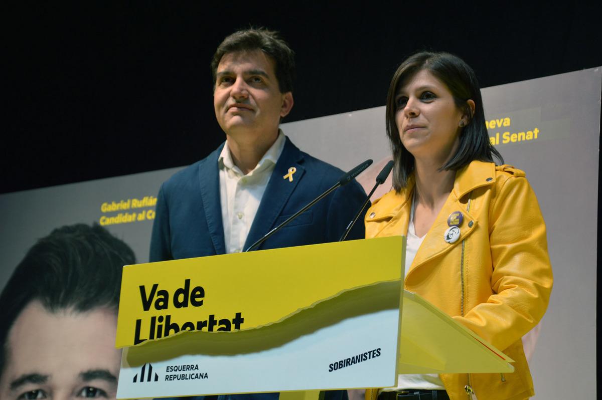 Sabrià i Vilalta, reaccionant al sondeig de TV3 aquest 28-A