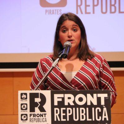 Mabel Rodríguez, en una imatge d'arxiu