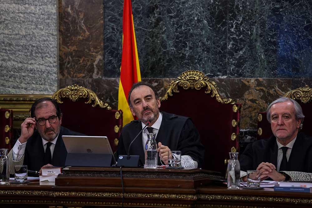 Manuel Marchena, al judici de l'1-O
