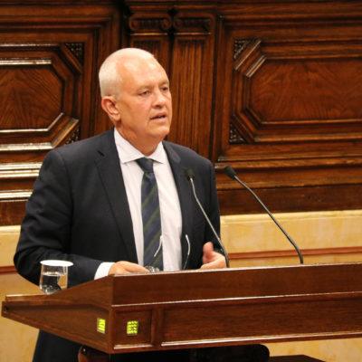 El diputat del PPC Santi Rodríguez