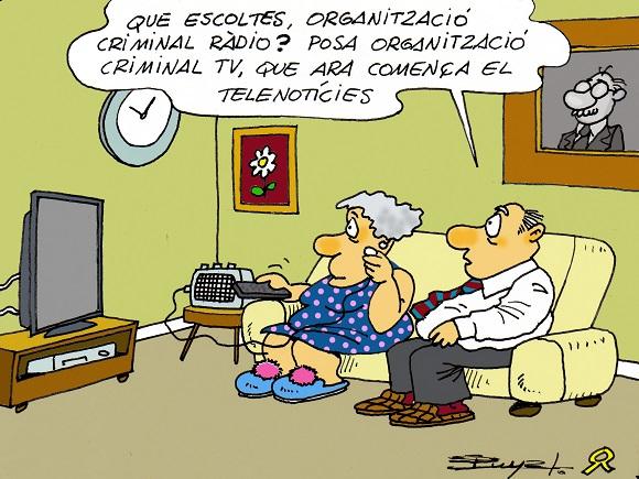 #0128 TV3 i Catalunya Ràdio, organitzacions criminals !