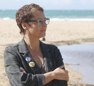 Montse Bassa, en una imatge d'arxiu